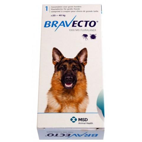 BRAVECTO (pour chiens)