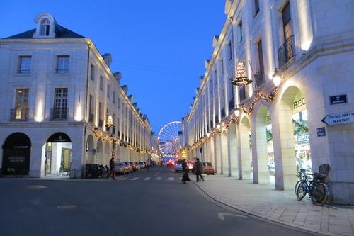 Orléans sous les lumières...