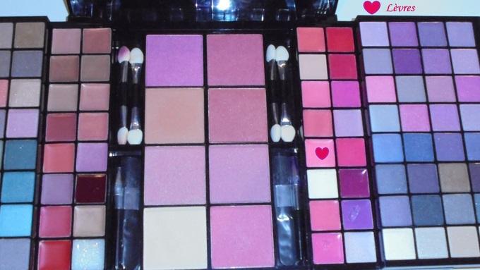 [BEAUTÉ #17 : Maquillage Rose / Lilas]