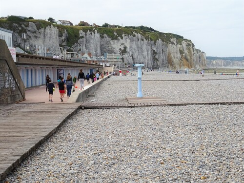Promenade à Dieppe en Normandie (photos)