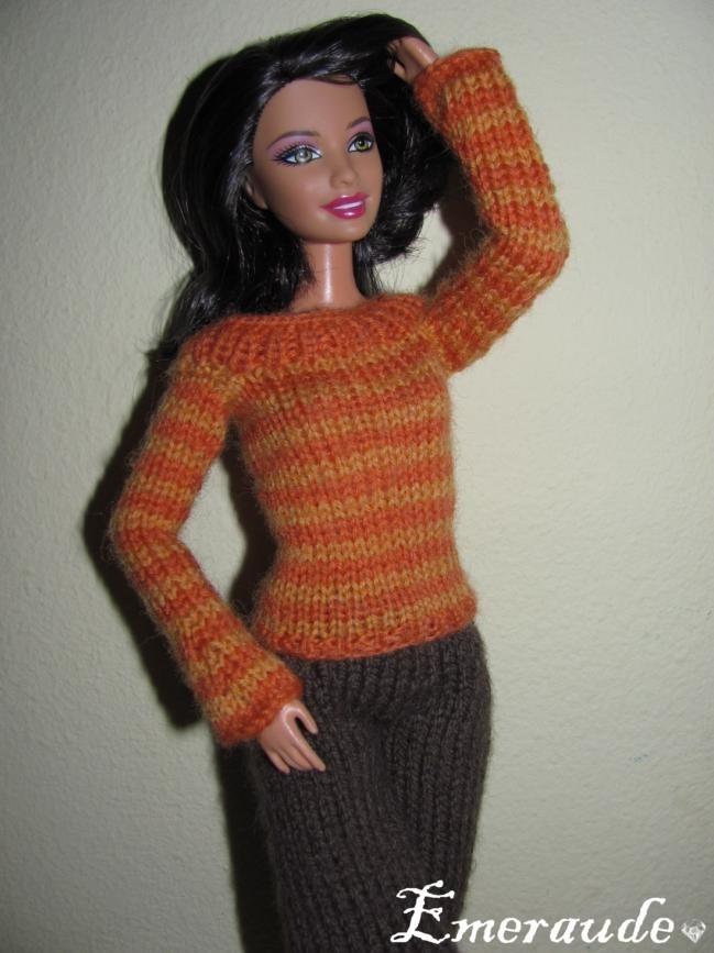 Récapitulatif - Vêtements pour Barbies et poupées