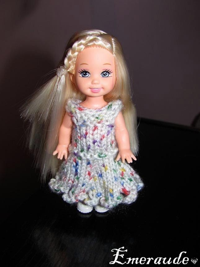 Tricot: Robe d'été n°15 pour Shelly