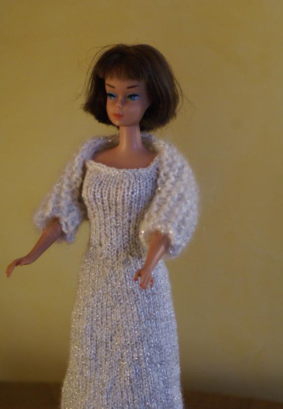 Tricot Barbie: Blanche-Neige par les copinautes (3)