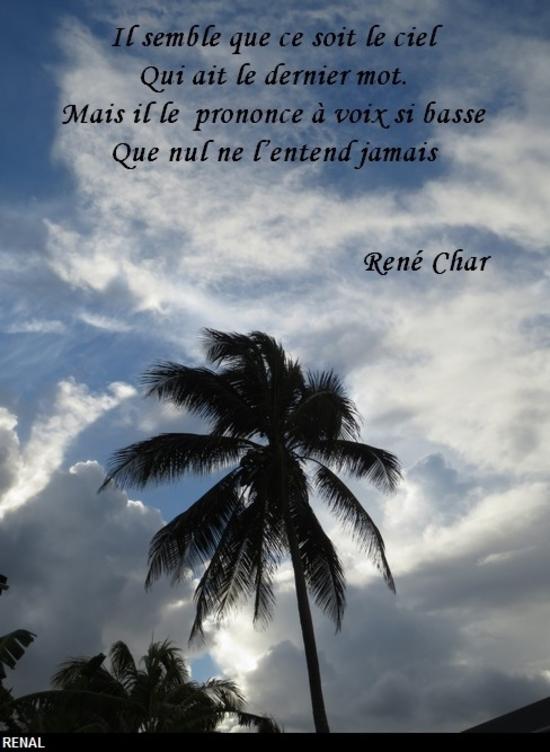 Citations En Images Le Ciel Le Monde De La Philo Et De La Poesie