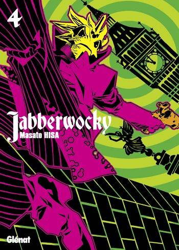 Jabberwocky - Tome 04 - Masato Hisa