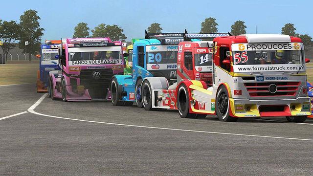 Jeux Formula Truck Simulator 2013