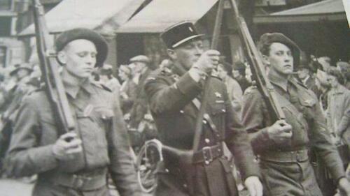 """""""En juin 44, les frères Pillet se sont embarqués pour l'Angleterre """""""