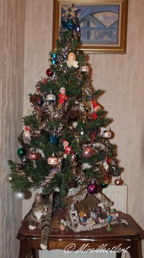Joyeuses fêtes à tous et toutes.