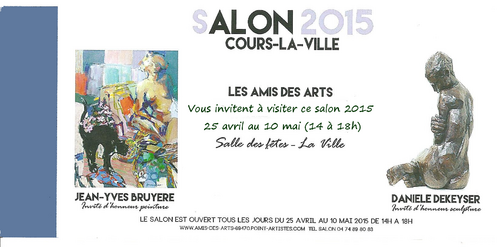 ◊ Expo Avril 2015