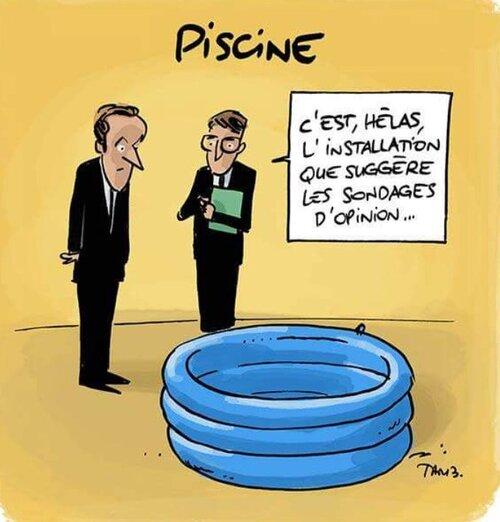 Macron rit, CEE, Hidalgo et Paris, migrants, ce sont les infos du poissonnier.