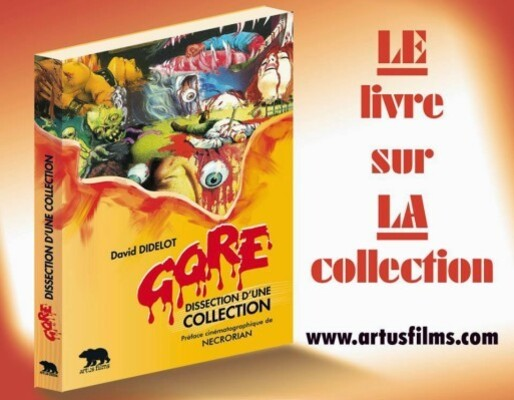Gore dissection d'une collection
