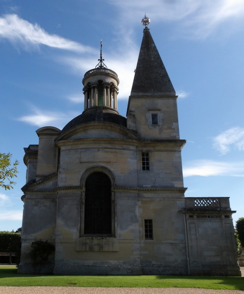 Le château d'Anet ( 2 )