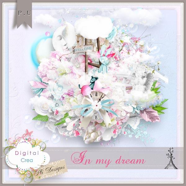 """In my Dream"" by PliDesigns Scrap"