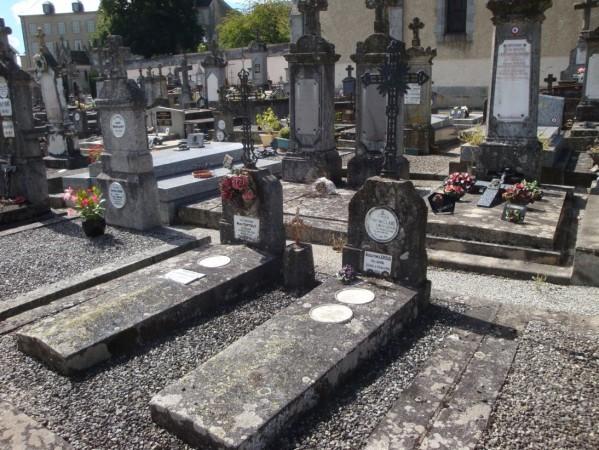 Le Dorat, cimetière 2