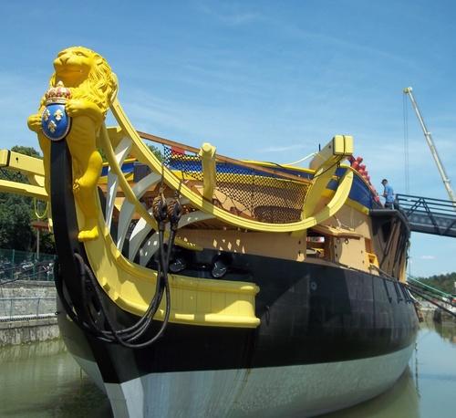 L'Hermione, notre patrimoine maritime..
