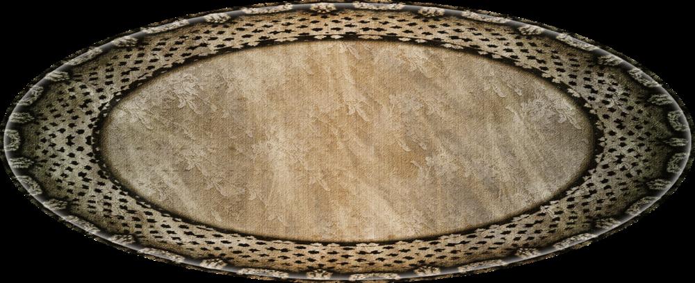 Ovales texture vintage à personnaliser