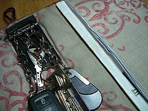 trousse à clés