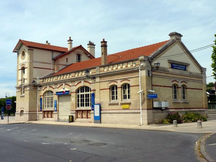 Gare de Crécy