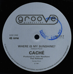 Cache - Where Is My Sunshine