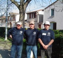 2 ième Qualificatif Triplettes à GRENADE.
