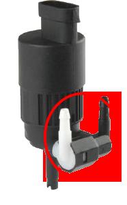 Pompe de Lave Glace Vw Polo 6N1