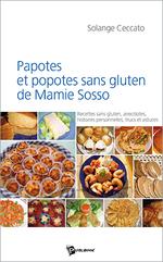 """Les ouvrages """"sans gluten"""" de Mamiesosso"""