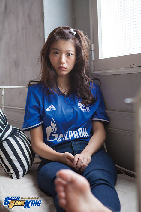 WEB Magazine : ( [SOCCER GAME KING ( COVER GIRL MODEL )] - 2017 / Vol.61 : Fumika Baba )