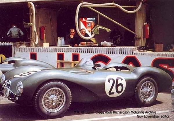 Le Mans 1953  Abandons I