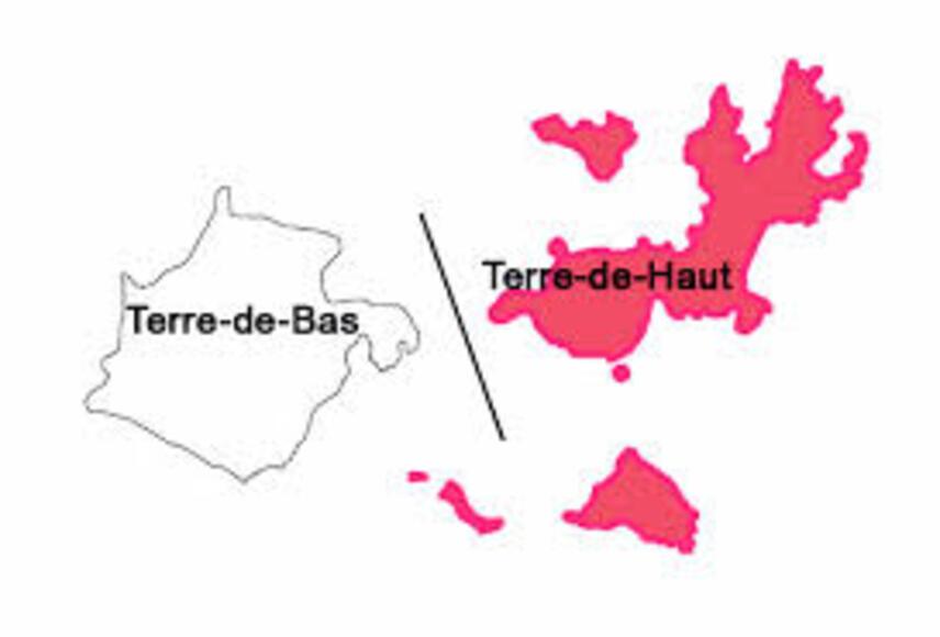 VACANCES GUADELOUPE  6/16  TERRE DE HAUT  10 - 17/10/2005  D  23/03/2015