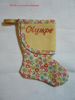 Botte OLYMPE