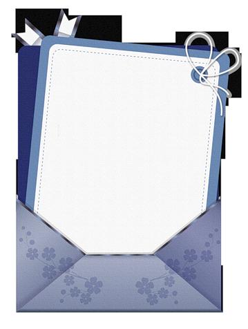 Cartes et Enveloppes Série 9