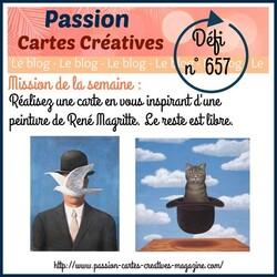 Passion Cartes Créatives#657 !