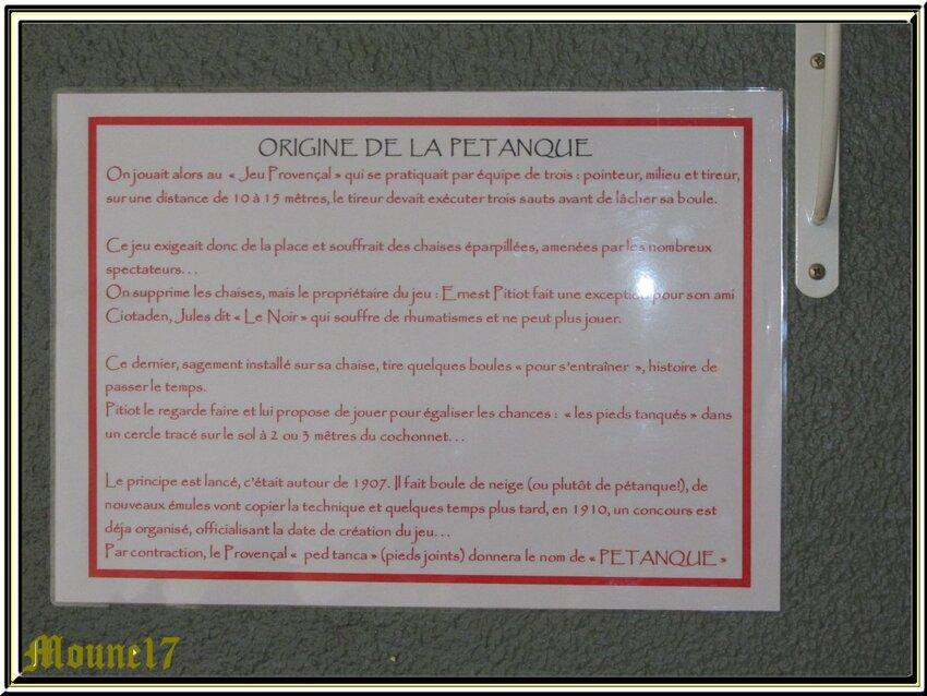 Scènes provencales avec les santons d'Aubagne