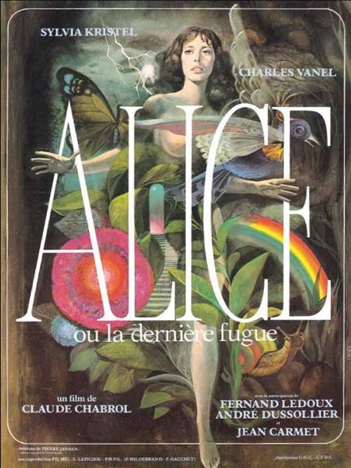 """➤ """"Alice ou la dernière fugue"""" (Claude Chabrol - 1977)"""