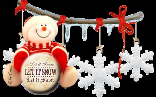 alerte neige !