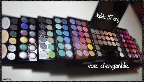 Palette sephora color pop, top ou flop (code promo)