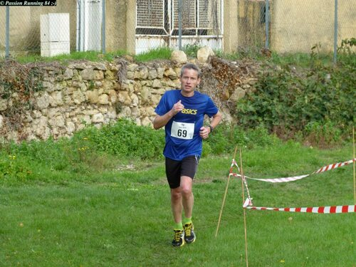 La course de la colline d'Orange 2012