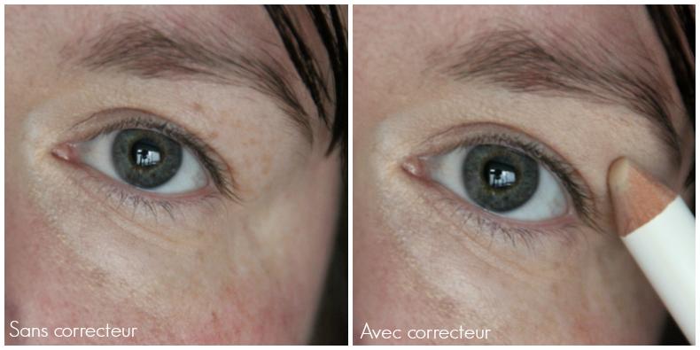 nascondino - correcteur double précision - make up minéral
