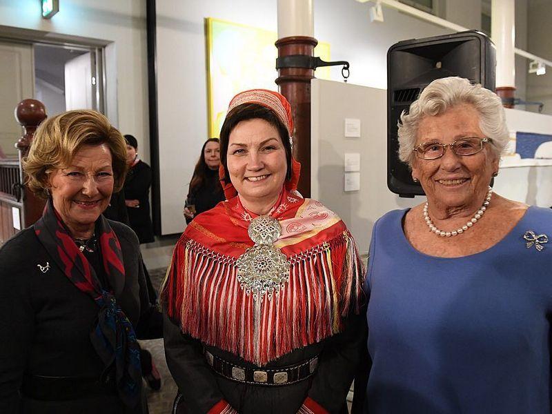 «Historier. Tre generasjoner samiske kunstnere»