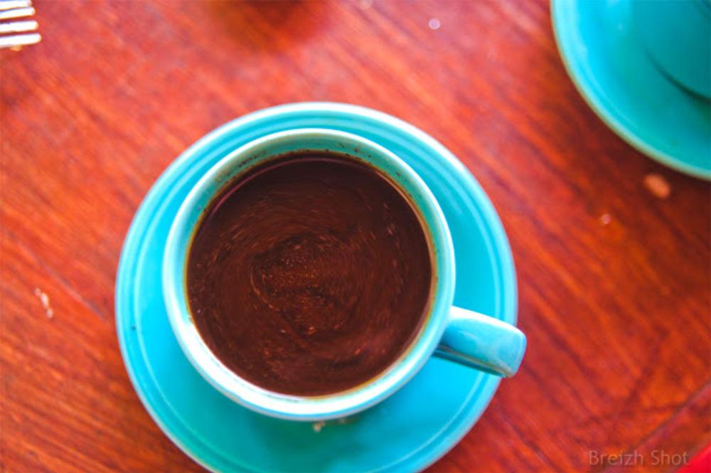 café bali - degustation