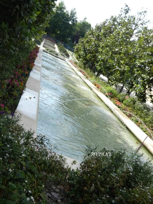 DEFI KHANEL : de l'eau...