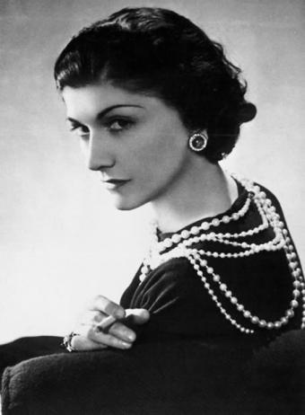 l'élégance selon Coco Chanel