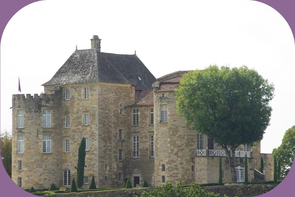 SAINT PROJET (TARN ET GARONNE) CHÂTEAU DE LA REINE MARGOT