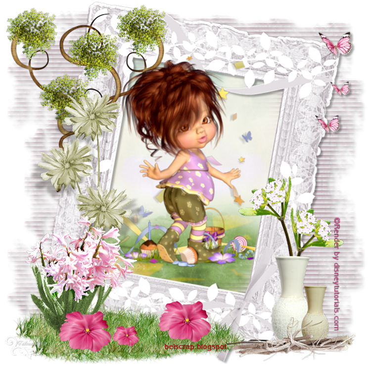 *** Entre les fleurs (Tussen de Bloemen)***