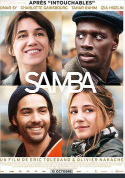 BOX OFFICE PARIS : SAMBA A EU CHAUD !