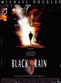 BLACK RAIN BOX OFFICE FRANCE 1989
