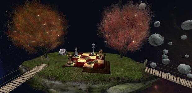 Îlots Flottants 2 : Jeu d'échecs