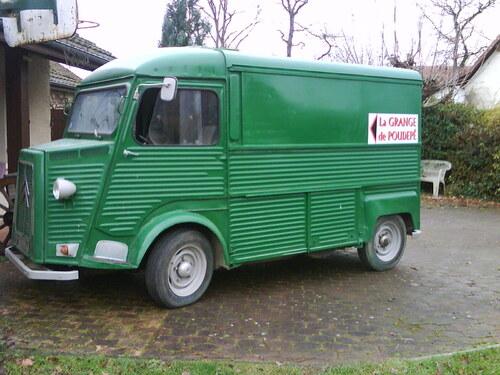 HY Citroën 1980