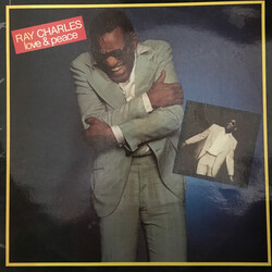 Ray Charles - Love & Peace - Complete LP