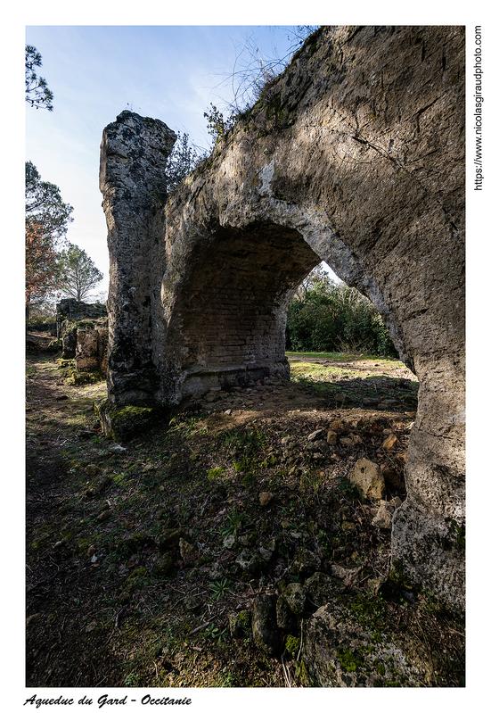 Aqueduc du Gard (Occitanie)